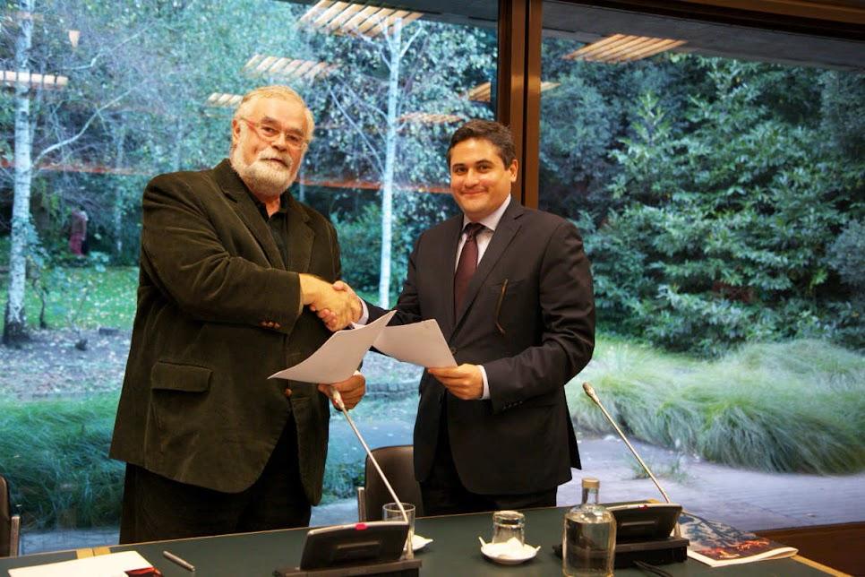 El Sistema firmó un acuerdo de Cooperación e Intercambio con la Orquesta Geraçao, para fortalecer el programa educativo en Portugal. Con ayuda de profesores de El Sistema, la enseñanza musical tocará a más escuelas y podrán abrirse nuevos núcleos fuera de Lisboa.