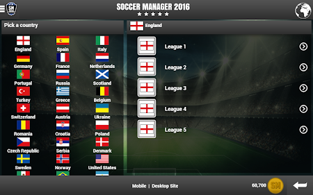 Soccer Manager 2016 1.00 screenshot 258714
