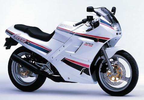 suzuki Suzuki GSX 250 F-manual-taller-despiece-mecanica