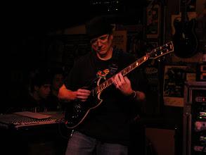 Photo: Chris Poland (OHM) at The Baked Potato - January 13th 2011