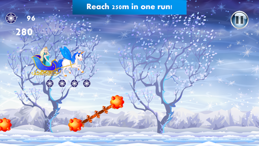 Snow Queen Flight 1.9 screenshots 7