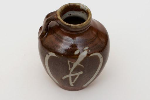 Mike Dodd Ceramic Bottle