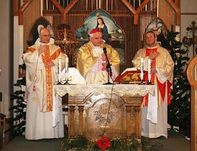 Photo: V Фестиваль колядок. Торжественная литургия.Фото Анны Пискуновой