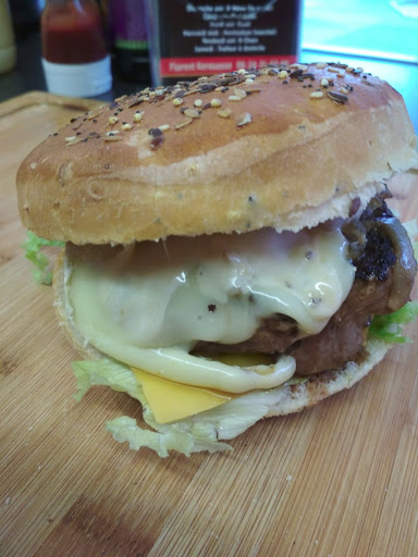 Des burgers gourmands
