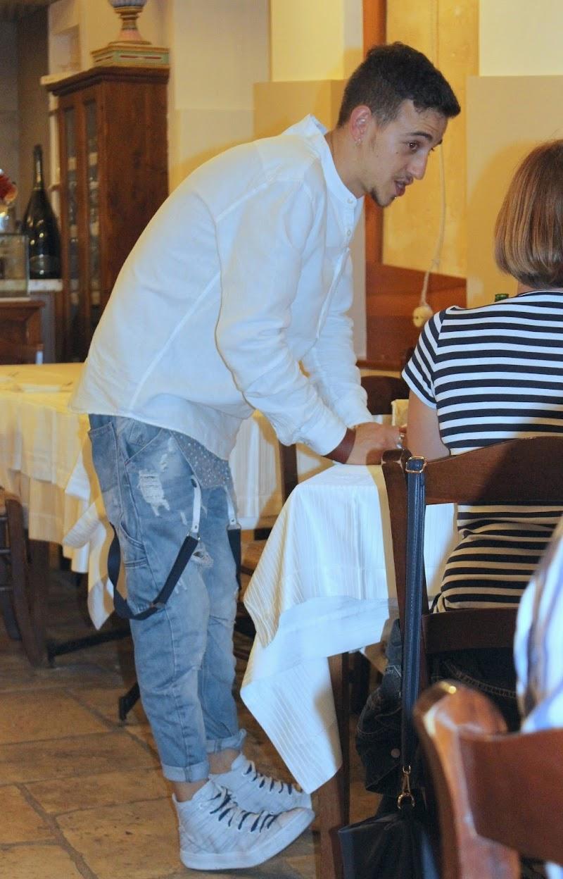 Il cameriere di bereza