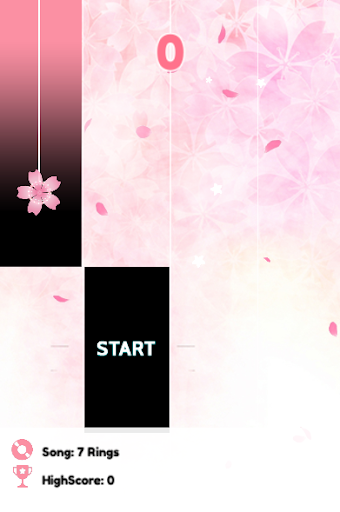 Ariana Piano Tiles Pink, Music & Magic 1.0 Paidproapk.com 1