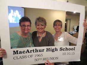Photo: Mary Traud Austin, Pam Johnson Rosemond, Linda Wilson Mitchell
