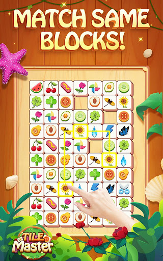 Tile Master - Classic Triple Match & Puzzle Game  screenshots 8