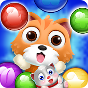 Bubble Pop Pet: Magic Puzzle