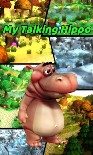 My Talking Hippo 1.0.10 screenshots 2