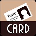 【デコプチカード】名刺&カード印刷!用紙の種類色々!自由に無料デザイン!送料無料キャンペーン中 icon