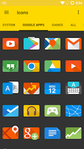 Matrix icon pack screenshot 5