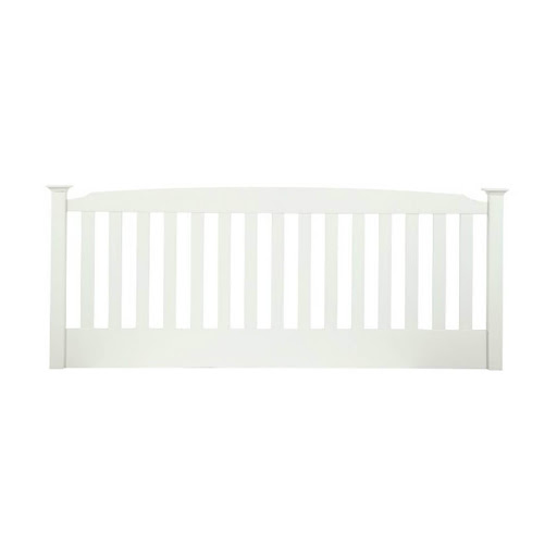 Serene Eleanor Headboard Opal White