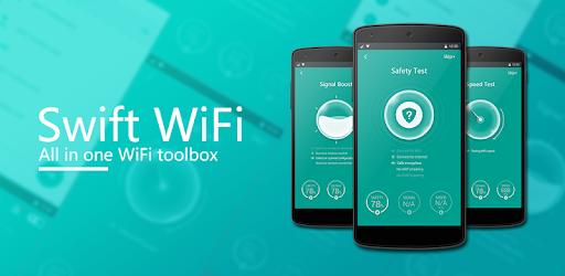 Swift WiFi - Free WiFi Hotspot Portable - Apps on Google Play