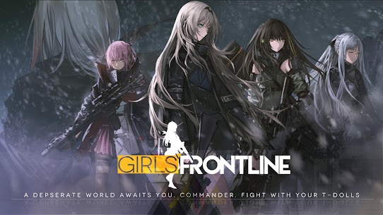 Girls' Frontline 1
