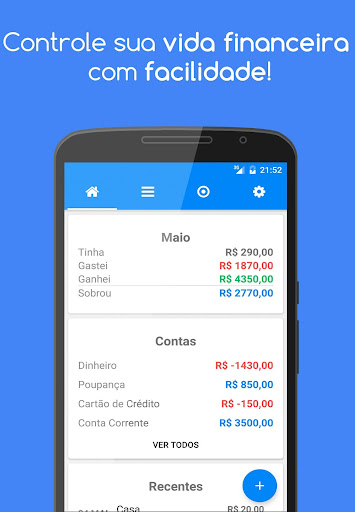 Controle Financeiro Wisecash Apk Download Free for PC, smart TV