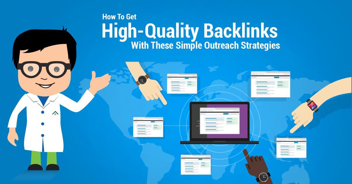 Làm thế nào để có link chất lượng?