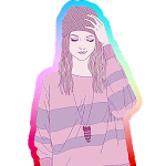 Girly Wallpapers HD Offline Icon