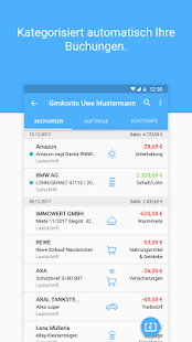 finanzblick Online-Banking - náhled