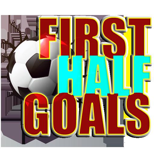 First Half Goals VIP