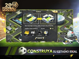 Football Revolution 2018 APK 10