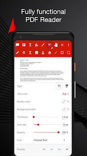 PDF Reader And Editor With Text Edit, Ebook Viewer 1