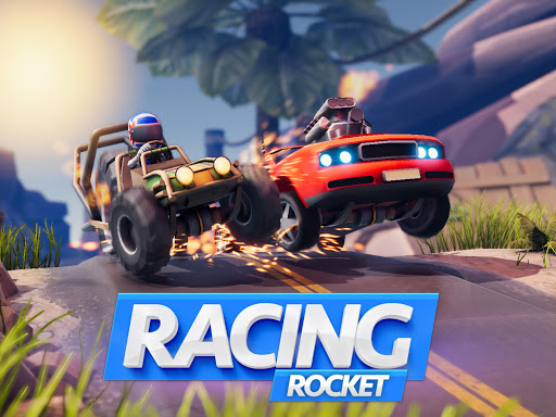 Racing Rocket : Parkour Rivals 1.0.3 screenshots 18