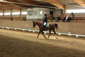 Photo: 5:e start: Marika och Safran
