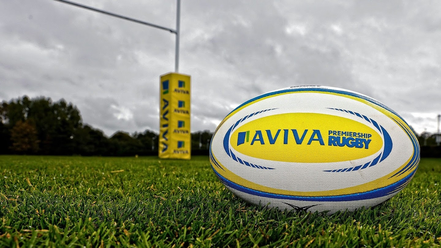 Watch Aviva Premiership Rugby Match of the Week live