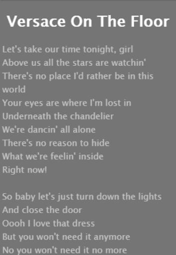 Bruno Mars Best Of Song Lyrics Apk Download Apkpure Co