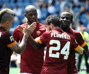 Les joueurs de la Roma savent comment passer le temps
