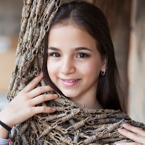 Maria by Anna Anastasova - Babies & Children Child Portraits ( girl, beautiful, child portrait, portrait, wonderful )