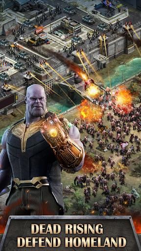 Mutants War: Heroes vs Zombies MMOSLG apktram screenshots 5