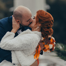 Wedding photographer Valeriya Fateeva (fateevava). Photo of 09.01.2017