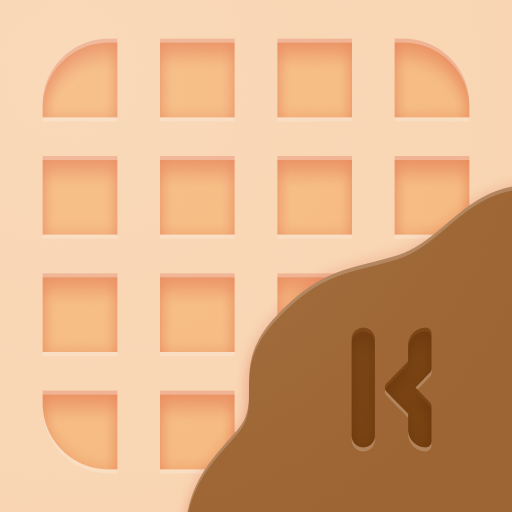Waffle KWGT APK Cracked Download