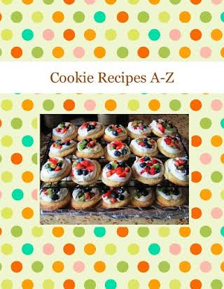 Cookie Recipes A-Z