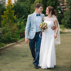 Wedding photographer Olga Tryapicyna (tryolga). Photo of 09.11.2017