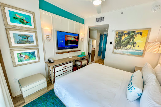 Wasting away again in Times Square: The new Margaritaville Resort is a slice of island paradise in an urban jungle