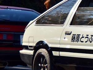 スプリンタートレノ AE86 AE86 GT-APEX 58年式のカスタム事例画像 lemoned_ae86さんの2019年01月15日08:34の投稿