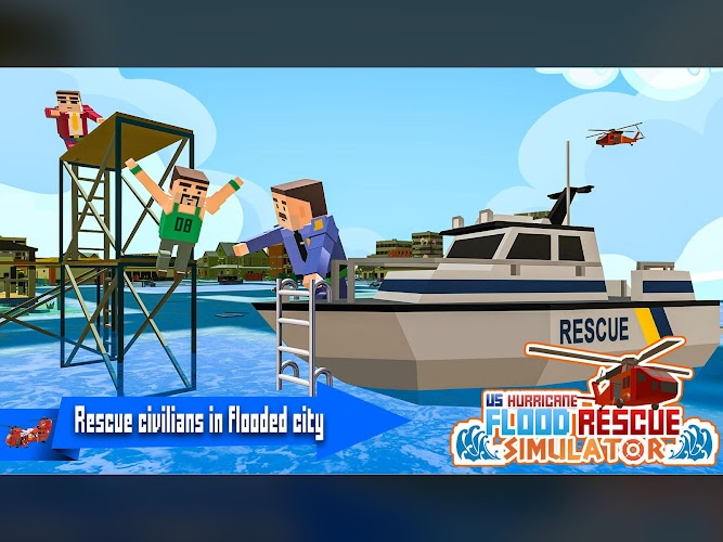 Helicopter Rescue 911 Simulator: Emergency Rescue APK