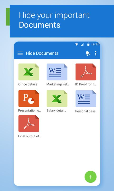 App Locker Pro- screenshot