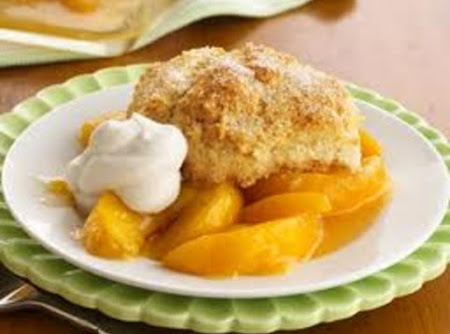 BISQUICK PEACH COBBLER Recipe