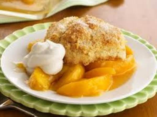 Bisquick Peach Cobbler Recipe