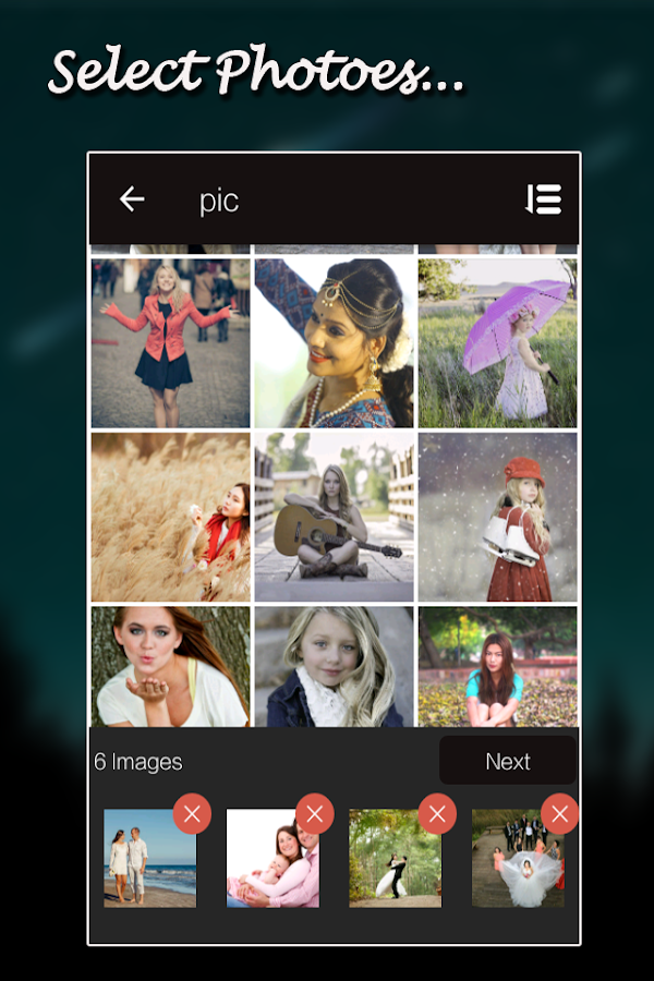 My Photo Lyrical Video Status Maker - Android Apps on Google Play