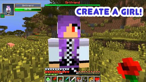Girlfriend mod for MCPE screenshot 3