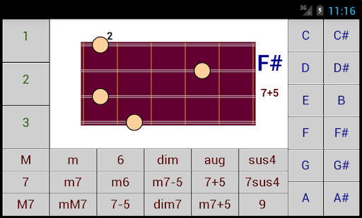 DG Mandolin Chords screenshot 3