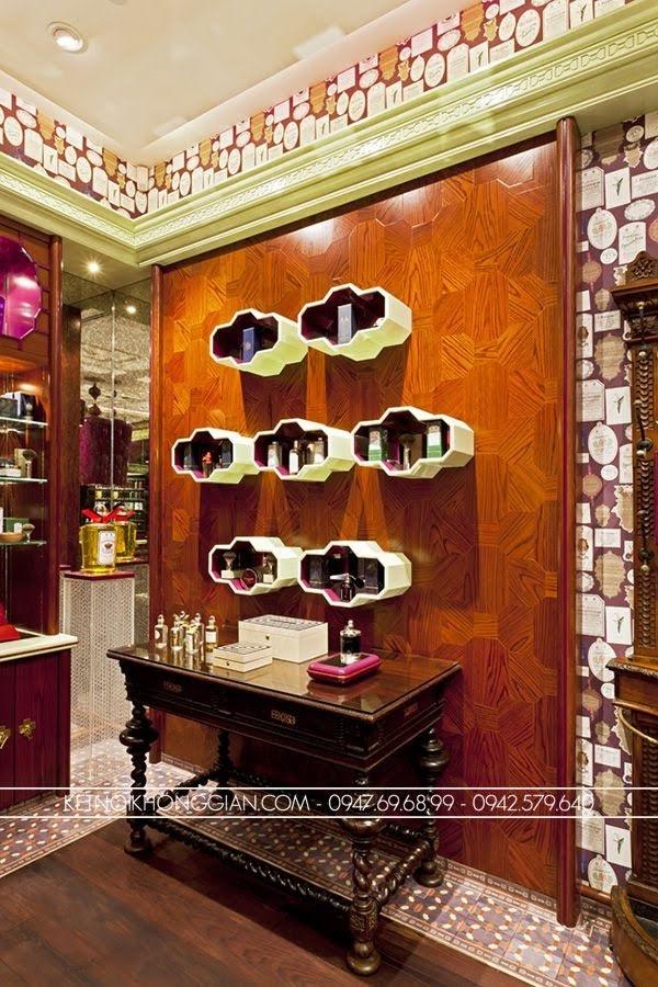 thiết kế cửa hàng nước hoa penhaligons 10