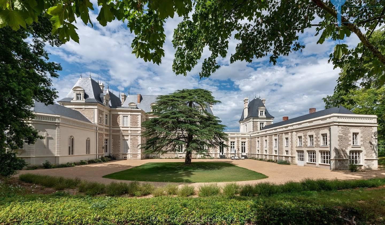 Château Le Lion-d'Angers
