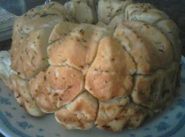 Garlic And Herb Monkey Bread Recipe