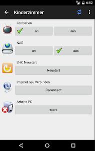 shc SmartHome Control screenshot 11